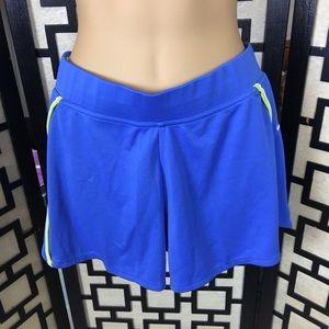 Nike Blue drawstring shorts